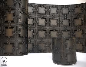 3D model Ceilling Ornament Texture 01 PBR Texture