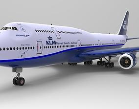 Air Plane 3D asset