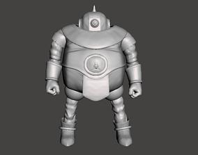 Mosco God of Destruction 3D Model