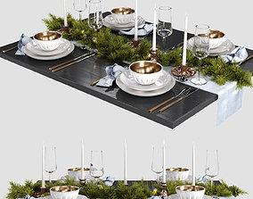 bowl 3D Table setting