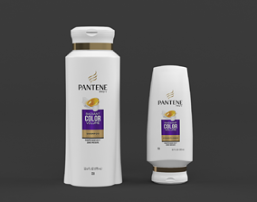 Pantene Pro-V Radiant Color Volume Shampoo and 3D