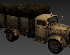 Opel Blitz 3D model