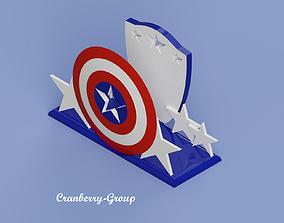 Napkin holder 3D print model