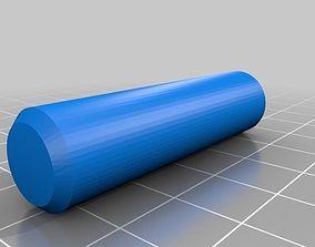 SDS Plus rill drive shaft covlubricator 3D print model