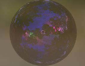 bubbles 3D asset