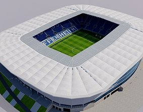 3D model Pre Zero Arena - Hoffenheim Germany
