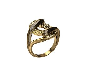 3D print model New Ring