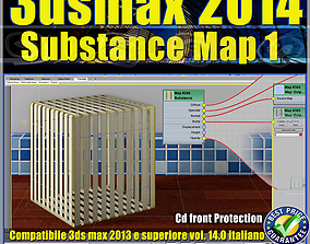 3ds max 2014 Substance Map v14 Italiano cd