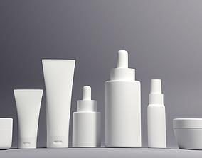 Cosmetics Mockup 3D model
