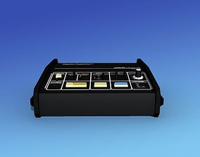 Roland CSQ-100 Digital Sequencer 3D model