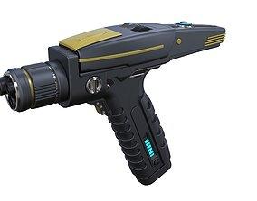 Phaser pistol from Star Trek Discovery 3D