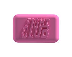 Soap - Fight club 3d print model