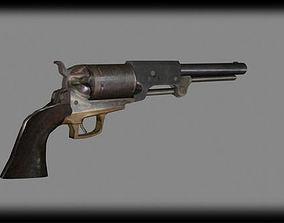 3D model Movie gun 2