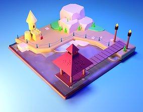 3D coast