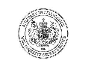 coat of arms mi6 3D print model