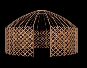 3D model Nomad Yurt