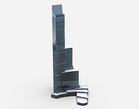 Central Building 3D kenny