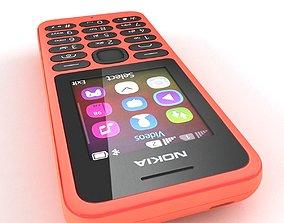 3D Nokia 130 Dual SIM