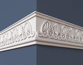 3D Frieze ornament