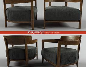 3D Flesxform Jenny armchair