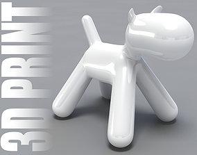 3D model Puppy Chair 3D print