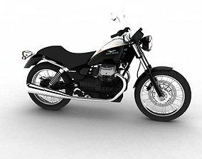 3D Moto Guzzi Nevada Anniversario 2011