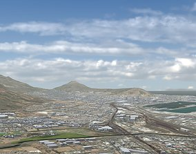 Cape Town RSA 3D