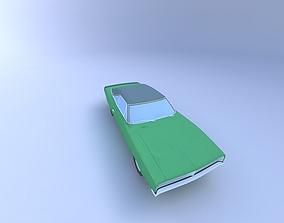 Dodge Charger 1969 3D model