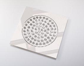 Bathroom Drain cover 3D