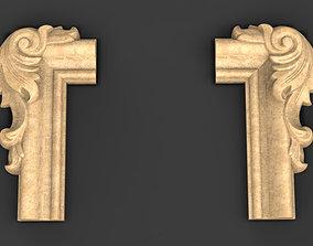 Frame Relief 3D STL model
