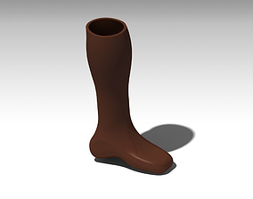 Boots 3D model VR / AR ready
