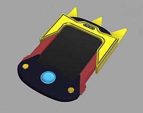 3D printable model GummiPhone Kingdom Hearts 3 cosplay