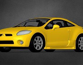 CARM - Mitsubishi Eclipse GT 3D