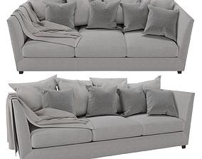 3D model Victor Large Sofa