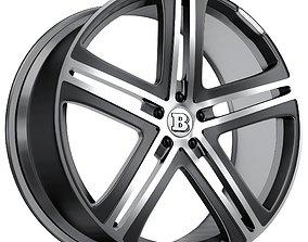 3D model Brabus Monoblock G Platinum Edition