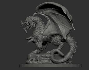 3D print model Valyndra Descent