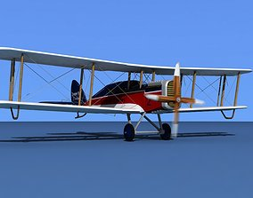 3D Airco DH-4 London Air Transport