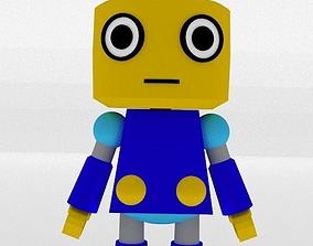 3D print model Rockman dash-Megaman legends Kobun