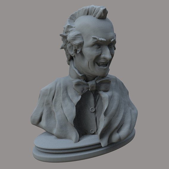 Paul Askonas Dracula 3D print model