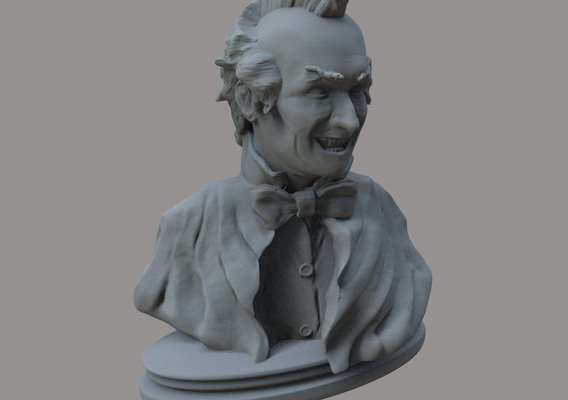 Paul Askonas Dracula 3D print model