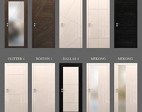 3D Collection doors GHIZZI BENATTI