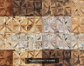 Parquet collection 3D model