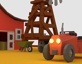Farm Pack 3D model