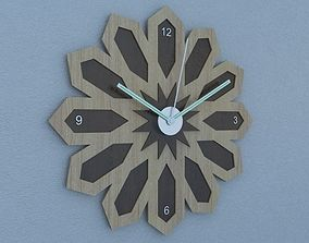 Traditional Moroccan Clock electronics 3D