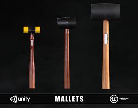3D model Mallets