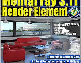 Mental Ray 3 11 In 3dsmax 2014 Vol 7 Italiano cd