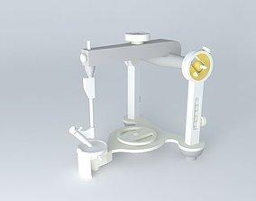 HANAU DENTAL ARTICULATOR 3D