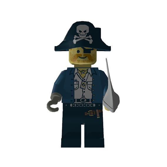 lego 3d models