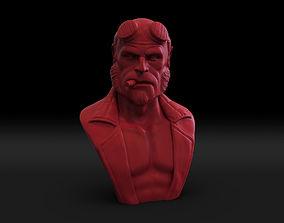 Hellboy 3D print model
