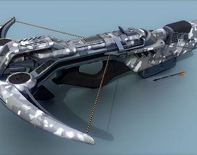 Magbow 3D asset